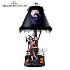 The Nightmare Before Christmas Home Decor Lamps Home Decorations
