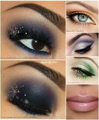 10 stylishly festive makeup ideas diy crafts