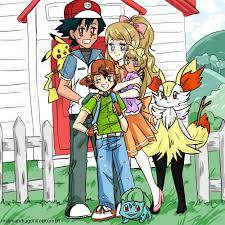 do u think ash and serena will get to gether pokémon amino