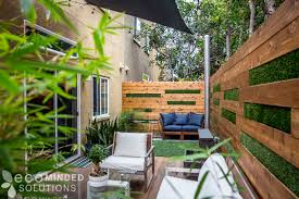 landscaping privacy ideas screening plants trees fences eco