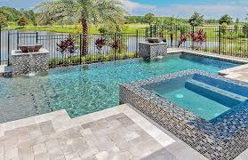 pool tile ideas pool tile designs contemporary glass stone 6x6 pictures pertaining