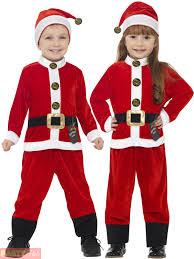 santa claus costume childs toddler santa claus costume boys christmas fancy