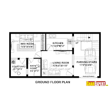 house plan for 40 feet by 20 feet plot plot size 89 square yards