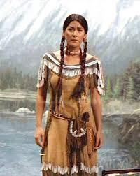 Chiefs Halloween Costumes Custom Native American Indian Woman Costume Sacagawea