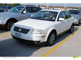white volkswagen passat interior 2003 candy white volkswagen passat gls sedan 29342791 photo 4