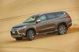 mitsubishi shogun 2016 mitsubishi pajero sport update coming in july adds seven seats