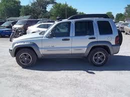 03 jeep liberty renegade 2003 jeep liberty renegade 4wd 4dr suv in onawa ia brett