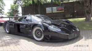 maserati mc 12 road legal maserati mc12 corsa loud revs and driving scenes youtube