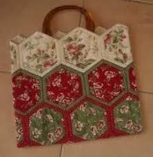 hexagon bag jpg making sewn bags and inspirations pinterest