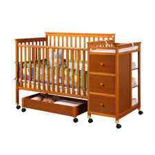 Sorelle Princeton 4 In 1 Convertible Crib With Changer by Modern Crib And Changing Table Combo Creative Ideas Of Baby Cribs