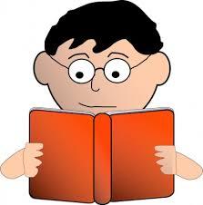 clipart uomo uomo leggere con occhiali clipart vector clipart vettoriali gratis