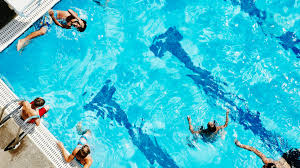gallons of are in the average pool how harmful is it health