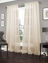 Sheer Gold Curtains Ellery Vue Signature Carrington Sheer Gold Curtain Panel Stage