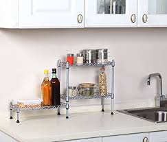 mensola portaspezie diy scaffale porta spezie a 3 piani regolabili mensola da cucina