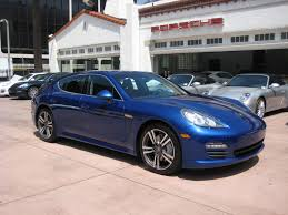 porsche panamera dark blue car picker blue porsche panamera