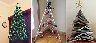 20 of the most creative diy and recycled tree ideas