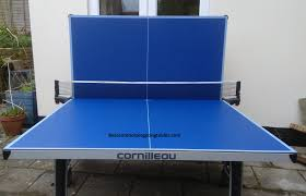 cornilleau indoor table tennis table cornilleau 400m crossover table tennis table best outdoor ping