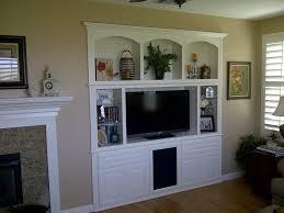 wall units astounding custom tv cabinets built in breathtaking