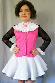 Monster Halloween Costumes Girls Pin Sara Hdez Girls Costumes Halloween 2017