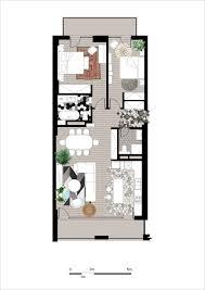 apartment at tamarashvili str u2013 idaaf architects