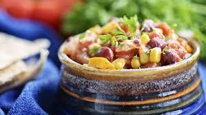 cuisiner sans viande casserole de chili mexicain sans viande