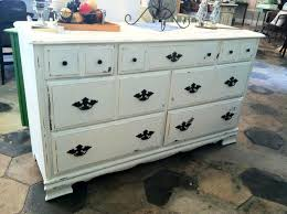 Painting Black Furniture White by Fresh Paint Distressed Furniture An Antique White 17621