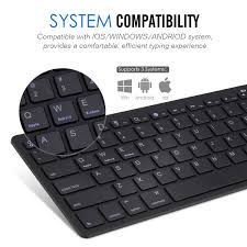 unilink ultra slim mini bluetooth 3 0 wireless keyboard for apple