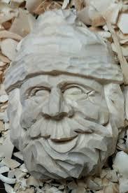 113 best wood carving images on wood carvings santa