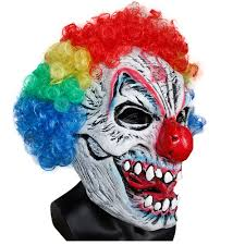 halloween mask clown diy halloween masks x merry scary last laugh clown halloween mask