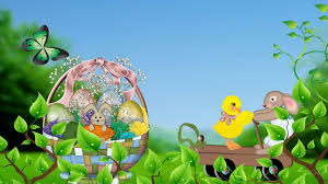 download happy easter cartoon images pictures u0026 wallpapers