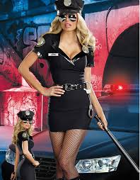 dirty cop officer anita bribe costume wonder beauty lingerie dress