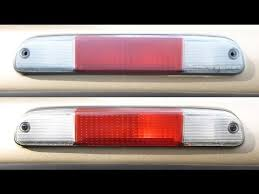 mustang third brake light restore how to restore your brake lights permanently youtube