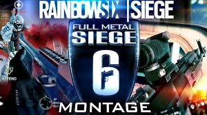 full metal siege rainbow six siege montage by threatty 60fps