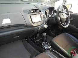 2013 Honda Fit Interior 2013 Honda Fit Shuttle 3518 U2013 Jdm Auto Portal