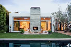 Exterior Home Design Los Angeles Fashion Designer Jenni Kayne U0027s 1980s Residence In Beverly Hills