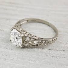 engagement rings etsy antique engagement rings etsy jewerly ideas gallery