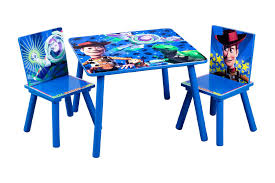Outdoor Childrens Table And Chairs Delta Children Toy Story Table And Chair Set