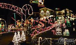 dancing lights in nashville holiday lights tour nashville tn by allstars limousine