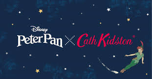 released adorable peter pan fashion stuff from cath kidston