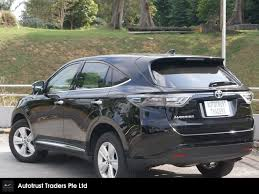 lexus singapore rx buy used toyota harrier 2 0 elegance car in singapore 139 543