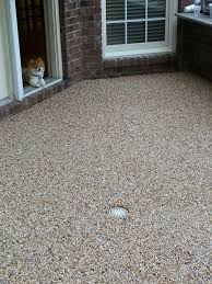outdoor pebble resin flooring houses flooring picture ideas blogule