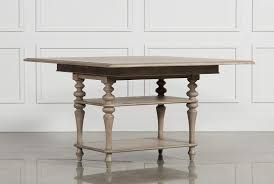 caira extension counter table living spaces