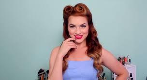 hair and makeup vintage makeup tutorial vintage inspired makeup and hair