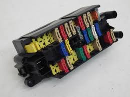 citroen xsara picasso 2002 fuse box under dash driver side