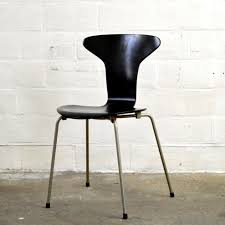 vintage 3105 mosquito chair by arne jacobsen for fritz hansen for