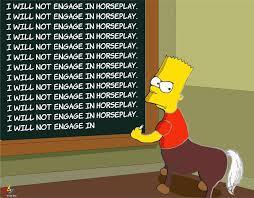 Bart Simpson Meme - image 484170 bart simpson s chalkboard parodies know your meme