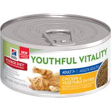 hill u0027s science diet youthful vitality 7 chicken