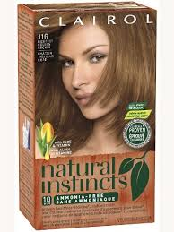 light brown hair dye for dark hair clairol natural instincts golden brown hair dye golden brown hair