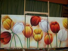 Dining Room Paintings Denise Eluchans Olivares Tripticos En Formato Grande Tripticos