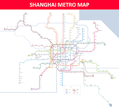 Toronto Subway Map Shanghai Metro Map Lines Stations And Interchanges